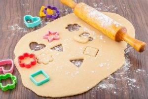 Печенье с сыром на сметане - 1