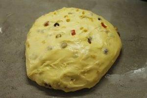 Песочное печенье с цукатами - 1