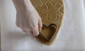 Имбирное печенье с медом - 1