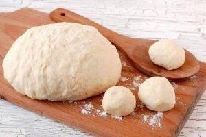 Лепешки с сыром и чесноком - 1