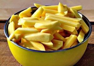 Картофель со специями, жареный в духовке - 0