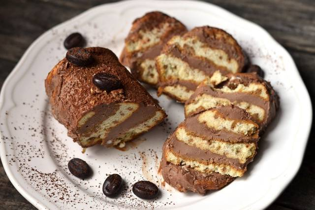 Печенье с филадельфия