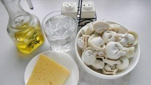Пельмени, жаренные под сыром - 0