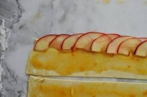 Розочки из яблок - 1