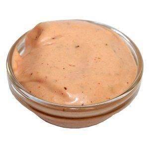 Сырно-коньячный соус - 1