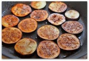 Закуска из баклажанов и помидоров - 0
