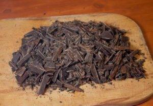 Гречневое печенье с шоколадом - 1