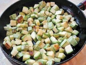 Рагу овощное с курицей - 0