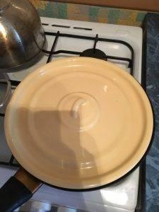 Скумбрия на сковороде - 8