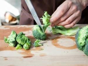 Суп-пюре из брокколи и шпината - 0