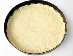 Яблочный пирог с безе - 0