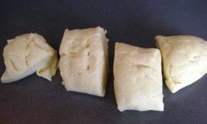 Пицца «Кальцоне» с сыром и ветчиной - 0