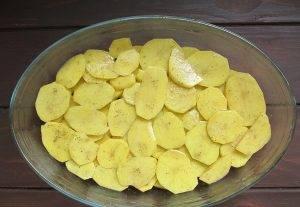 Мясная запеканка с картошкой и капустой - 0