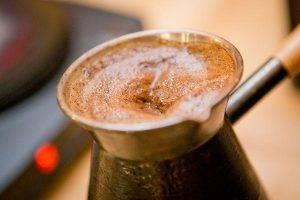 Классический кофе с карамелью из сахара - 0