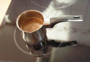 Кофе с кокосовым молоком - 0