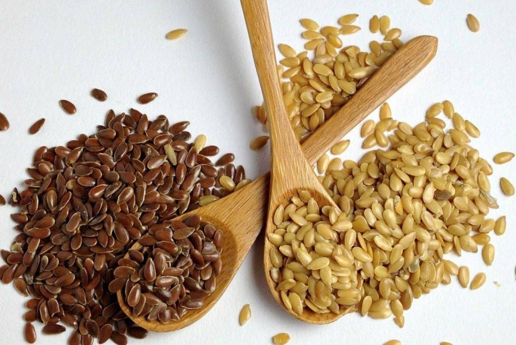 Как похудеть с помощью семян льна
