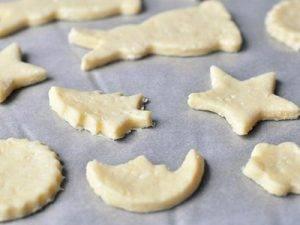 Быстрый рецепт творожного печенья - 0