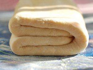Сдобное слоеное тесто - 0