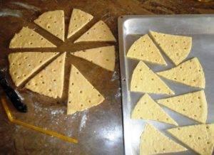 Сырные крекеры - 2