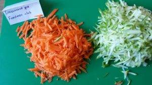 Вегетарианский суп с кабачками - 5