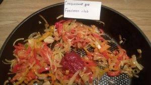 Фрикадельки тушеные с овощами - 7