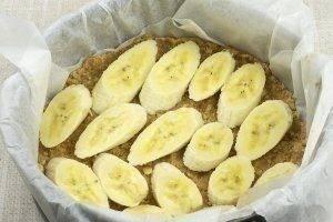 Йогуртовый торт с киви и бананом - 2