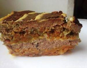 Печень праздничная в духовке - 2
