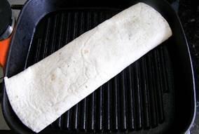 Лаваш с сыром - 2