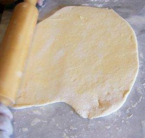 Творожное печенье - 1