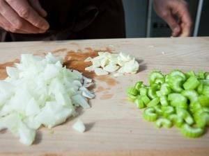 Суп-пюре из брокколи и шпината - 1