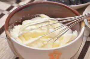 Чернослив с орехами в сметанном креме - 3