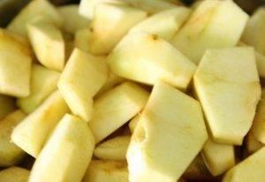 Гусь с яблоками - 1