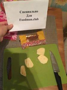 Бутерброды с сыром в микроволновке - 2