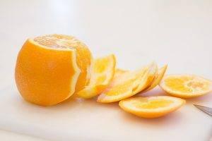 Закуска из утки с апельсинами - 1