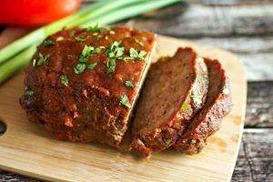 Мясной хлеб из свинины в духовке - 1