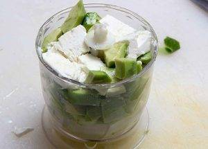 Оригинальная закуска с авокадо - 2