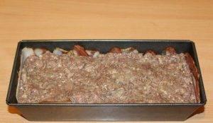 Террин мясной с куриной печенью - 1