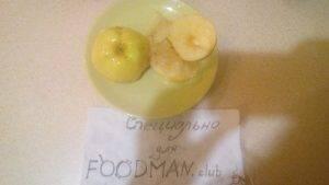 Запеченные яблоки с корицей и сахаром - 4