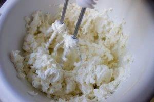 Морковный торт с творожно-сливочным кремом - 2