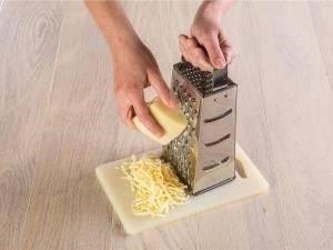 Запеченный картофель с шампиньонами и сыром - 2