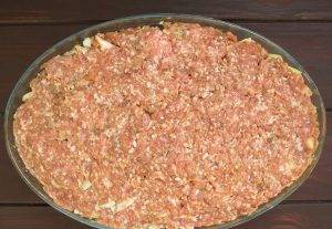 Мясная запеканка с картошкой и капустой - 2