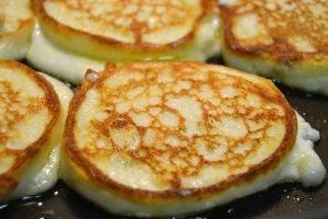 Сырники из творога на сковороде - 2
