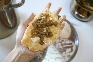 Картофельные крокеты с грибами - 2