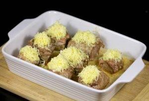 Свиная вырезка с ананасом в духовке - 2