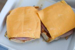Свинина с ананасом и сыром в духовке - 2