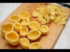 Фаршированная картошечка - 0