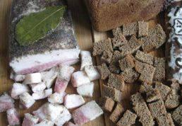 Кисло-сладкое мясо «Эсик-флейш» - 0