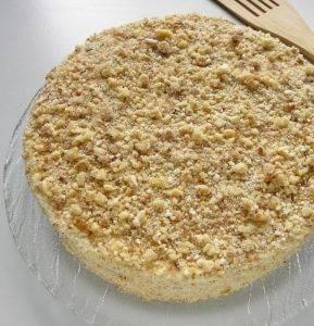 Торт на сковородке - 4