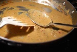 Свиная котлета на косточке в горчичном соусе - 3