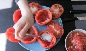 Фаршированные томаты - 0